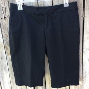 Banana Republic Ryan Fit Long Short Black 2